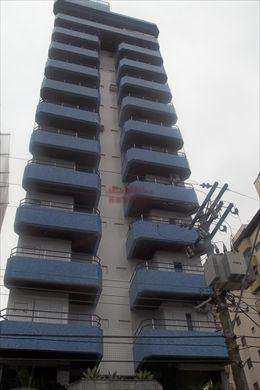 Apartamento, código 490400 em Praia Grande, bairro Canto do Forte
