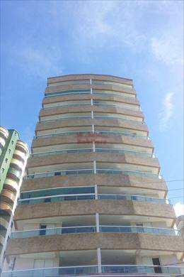 Apartamento, código 471100 em Praia Grande, bairro Tupi