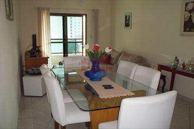 Apartamento, código 457400 em Praia Grande, bairro Guilhermina