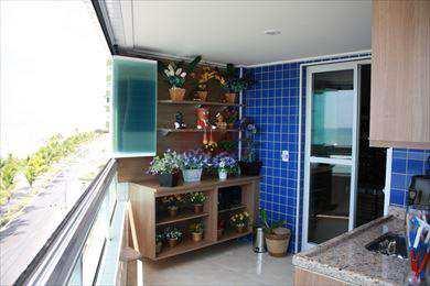 Apartamento, código 444300 em Praia Grande, bairro Caiçara