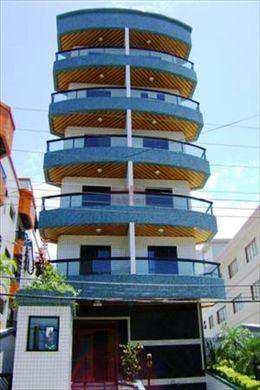 Apartamento, código 426200 em Praia Grande, bairro Guilhermina