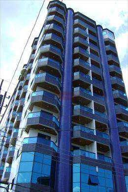 Apartamento, código 387300 em Praia Grande, bairro Guilhermina