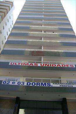 Apartamento, código 385200 em Praia Grande, bairro Canto do Forte