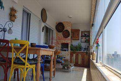 Apartamento, código 357300 em Praia Grande, bairro Guilhermina
