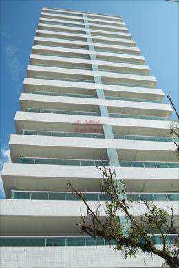 Apartamento, código 355700 em Praia Grande, bairro Canto do Forte