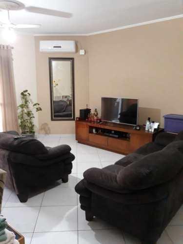 Apartamento, código 350700 em Praia Grande, bairro Boqueirão