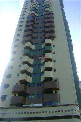 Apartamento, código 213100 em Praia Grande, bairro Guilhermina