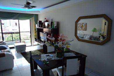 Apartamento, código 209100 em Praia Grande, bairro Aviação