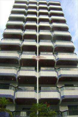 Apartamento, código 10600 em Praia Grande, bairro Guilhermina