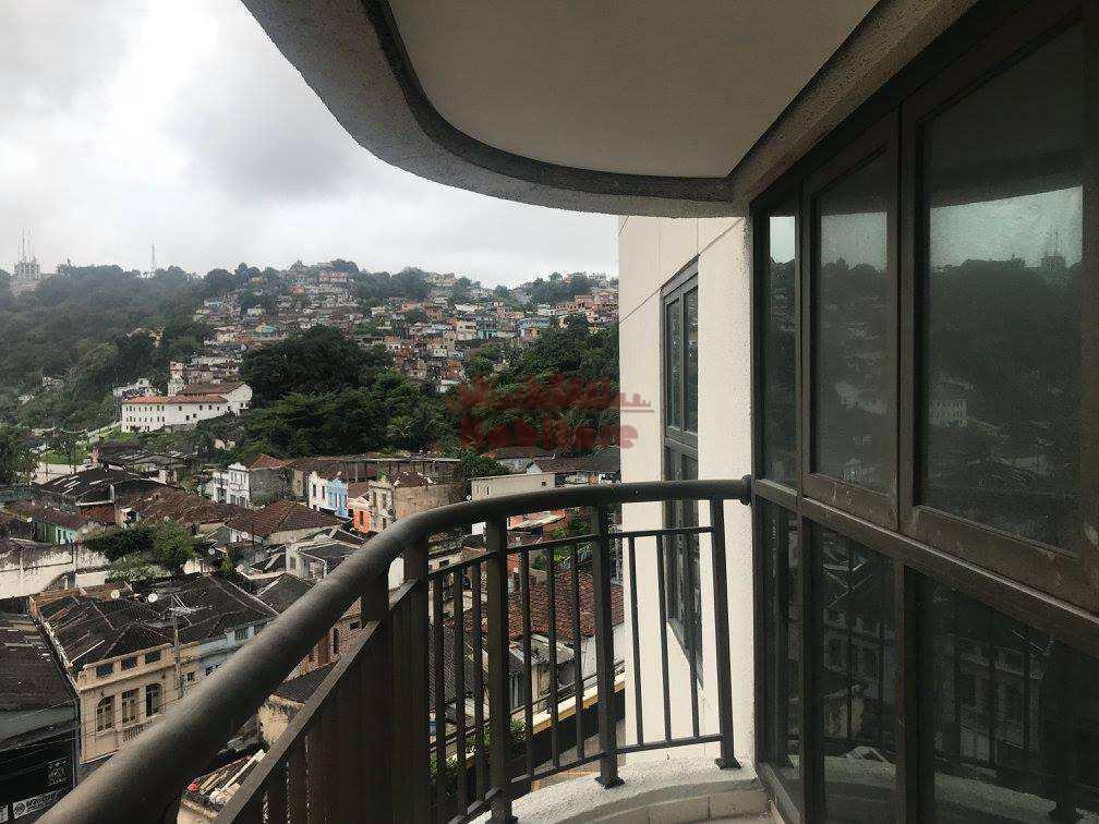Prédio Comercial em Santos, no bairro Valongo
