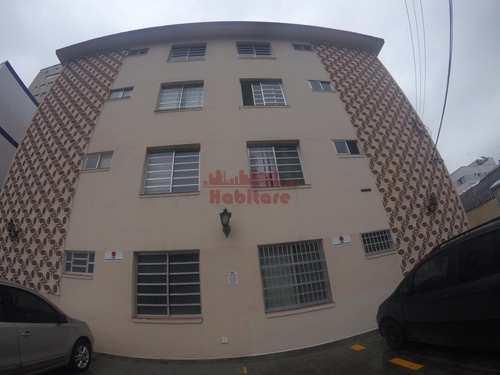 Apartamento, código 662248 em Praia Grande, bairro Guilhermina