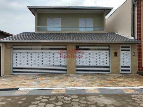 Casa de Condomínio, código 662272 em Praia Grande, bairro Guilhermina