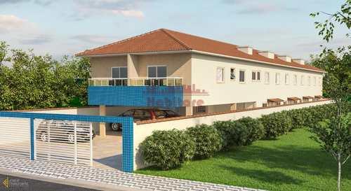 Casa de Condomínio, código 662326 em Praia Grande, bairro Vila Sônia