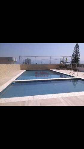 Apartamento, código 662351 em Praia Grande, bairro Ocian