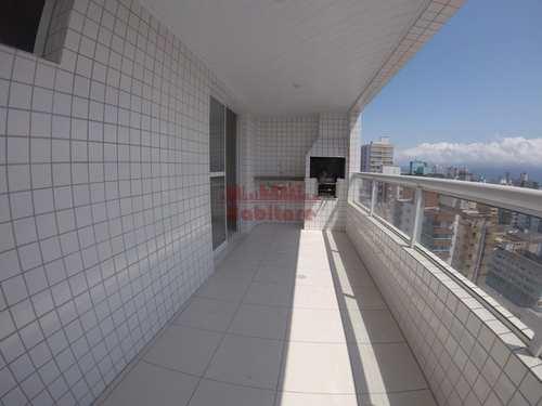 Apartamento, código 662367 em Praia Grande, bairro Guilhermina