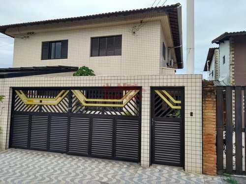 Sobrado, código 662390 em Praia Grande, bairro Boqueirão