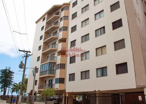 Apartamento, código 662395 em Praia Grande, bairro Aviação