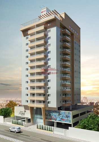 Apartamento, código 662416 em Praia Grande, bairro Canto do Forte