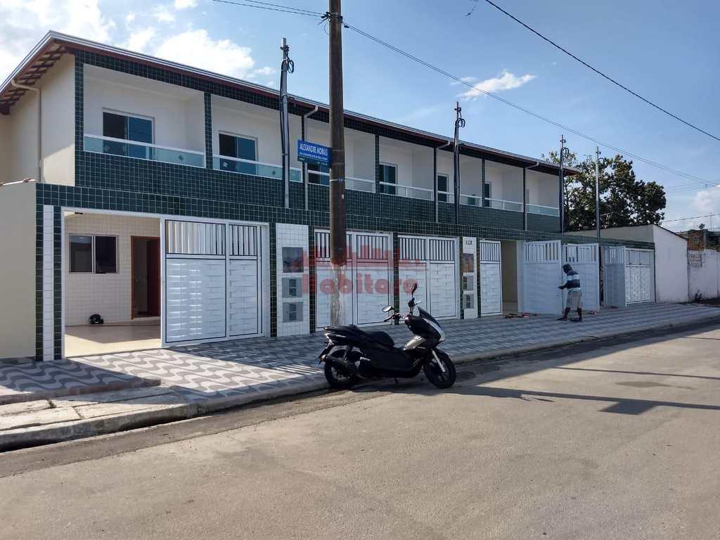 Sobrado de Condomínio em Praia Grande, no bairro Melvi