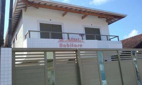 Casa de Condomínio, código 662452 em Praia Grande, bairro Caiçara
