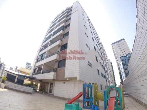 Apartamento, código 662463 em Praia Grande, bairro Guilhermina
