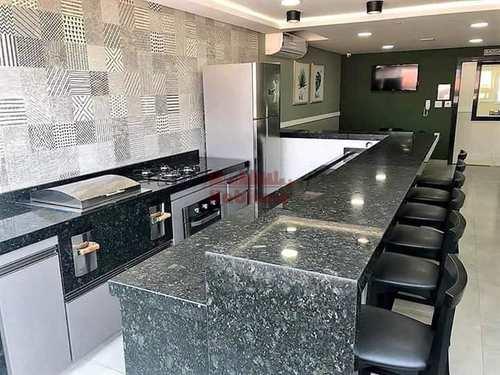 Apartamento, código 662472 em Praia Grande, bairro Canto do Forte