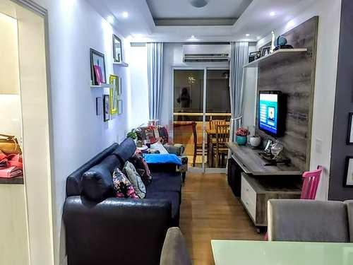 Apartamento, código 662476 em Praia Grande, bairro Canto do Forte