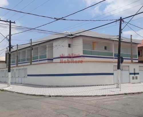 Sobrado de Condomínio, código 662514 em Praia Grande, bairro Sítio do Campo