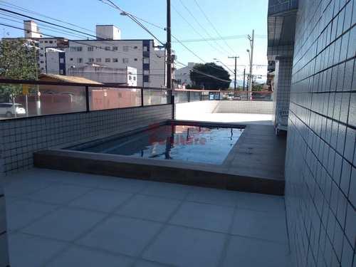 Apartamento, código 662541 em Praia Grande, bairro Boqueirão
