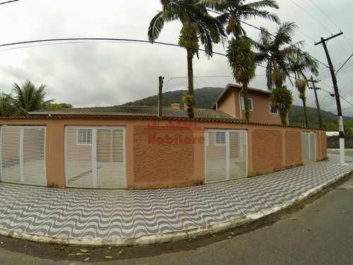 Casa de Condomínio, código 662555 em Praia Grande, bairro Cidade da Criança