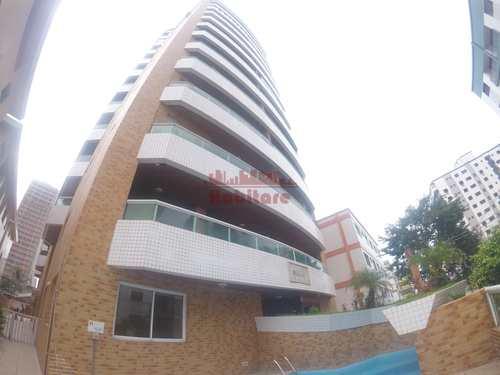 Apartamento, código 662626 em Praia Grande, bairro Guilhermina