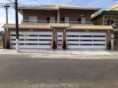 Casa de Condomínio, código 662629 em Praia Grande, bairro Caiçara