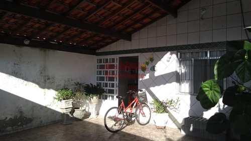 Casa, código 662677 em Praia Grande, bairro Tupiry