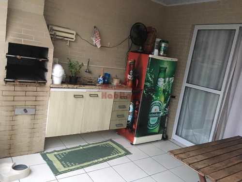 Apartamento, código 662705 em Praia Grande, bairro Guilhermina