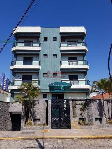 Apartamento, código 662727 em Praia Grande, bairro Caiçara