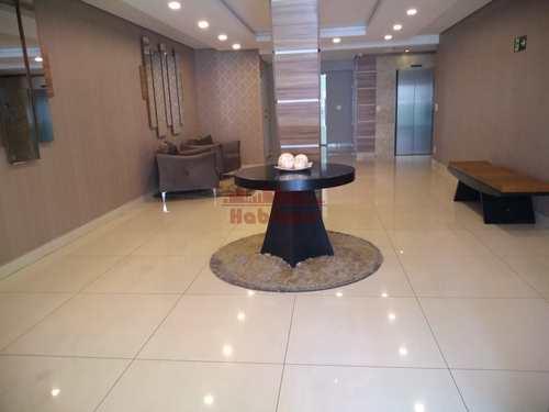 Apartamento, código 662761 em Praia Grande, bairro Guilhermina