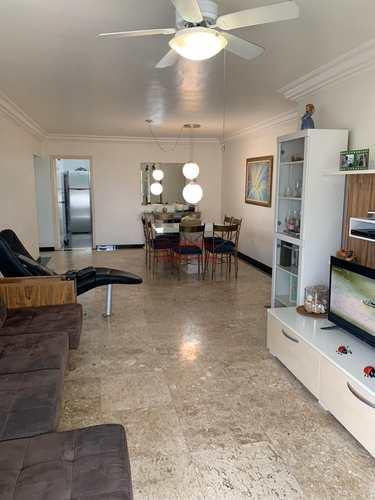 Apartamento, código 662767 em Praia Grande, bairro Canto do Forte
