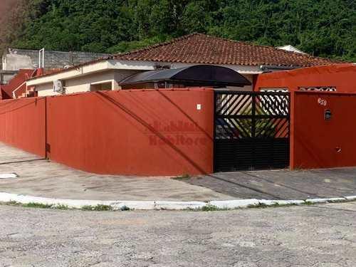 Casa, código 662815 em Praia Grande, bairro Canto do Forte