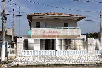 Casa de Condomínio, código 662838 em Praia Grande, bairro Esmeralda