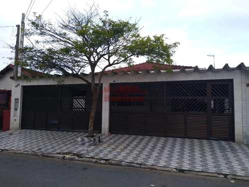 Casa, código 662843 em Praia Grande, bairro Boqueirão
