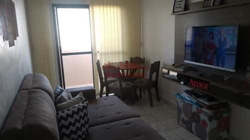 Apartamento, código 662880 em Praia Grande, bairro Tupi