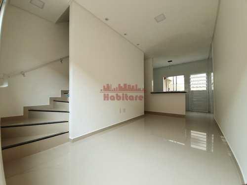 Casa de Condomínio, código 662889 em Praia Grande, bairro Caiçara