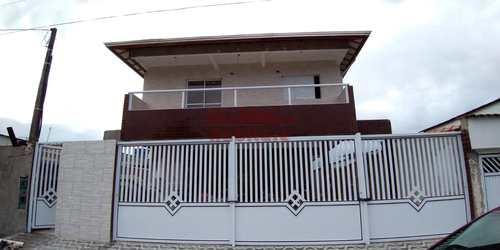 Casa de Condomínio, código 662896 em Praia Grande, bairro Vila Sônia