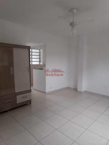 Kitnet, código 662905 em Praia Grande, bairro Canto do Forte