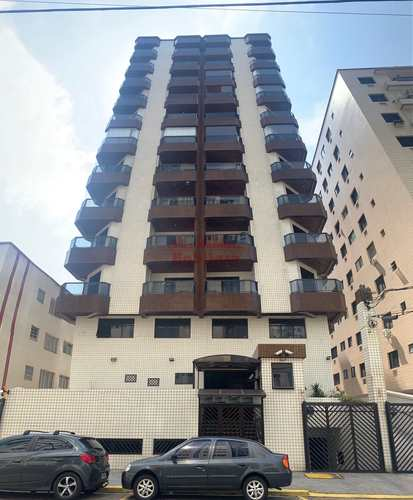 Apartamento, código 662923 em Praia Grande, bairro Guilhermina