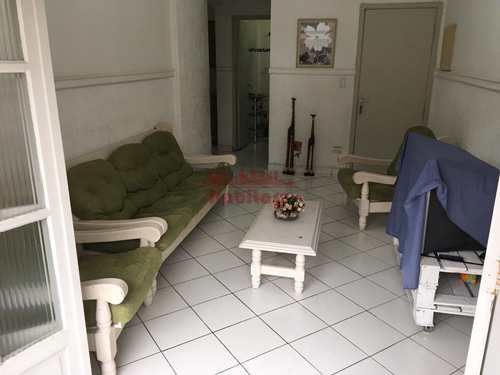 Apartamento, código 662928 em Praia Grande, bairro Tupi