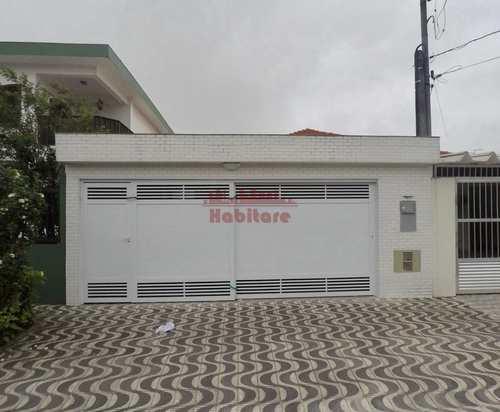 Casa, código 662944 em Praia Grande, bairro Boqueirão