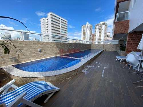 Apartamento, código 662946 em Praia Grande, bairro Guilhermina