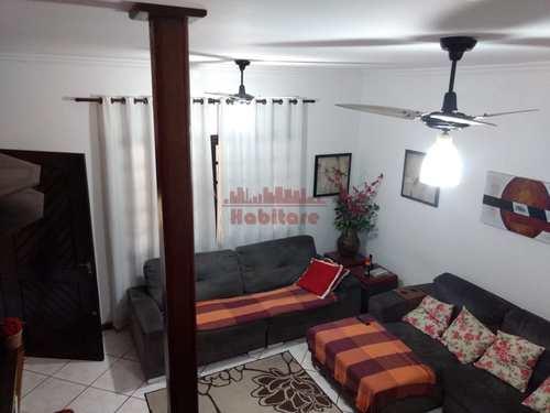 Sobrado, código 662962 em Praia Grande, bairro Guilhermina