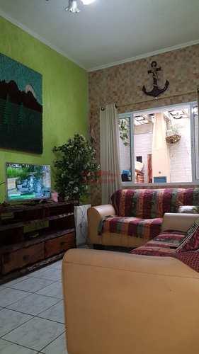 Casa, código 662966 em Praia Grande, bairro Tupi